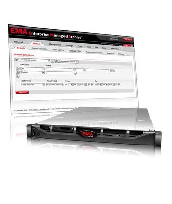 S400 | EMA Enterprise Managed Archive Appliance